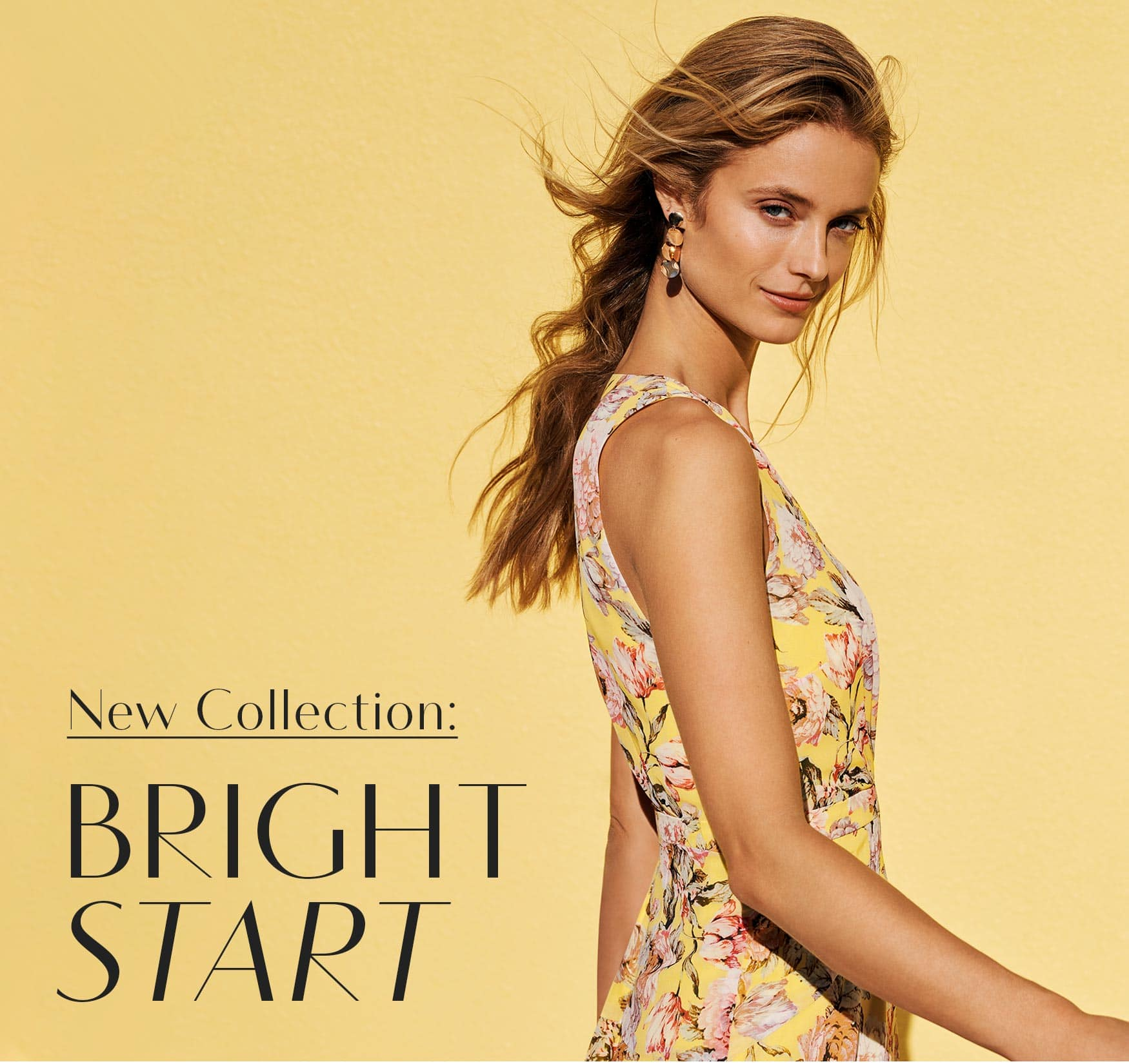New Collection: Bright Start