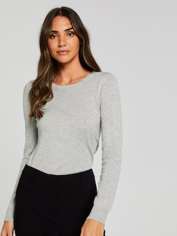 Bella Bobble Knit