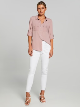 Kara Relaxed Shirt