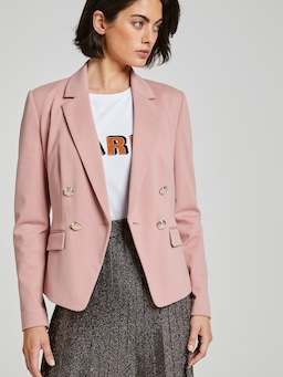 Hand On You 4 Button Blazer