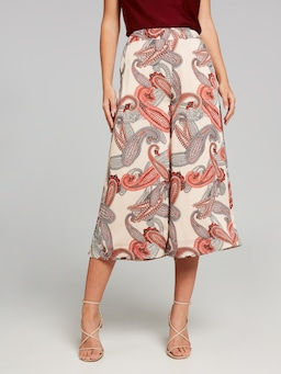 Dream Keeper Printed Culotte