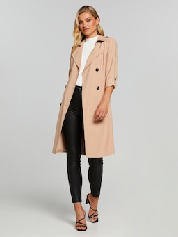 The Tranquil Soft Trench