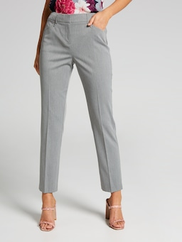 The Skyscraper Grey Suit Pant