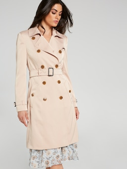 Treasure Me Soft Trench