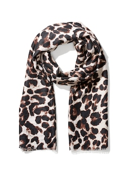 Timeless Leopard Scarf