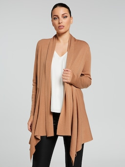 Edie Edge To Edge Cardigan