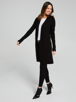 Celia Ribbed Cardigan