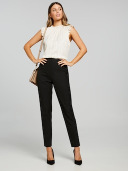 Tessa Self Stripe Blouse