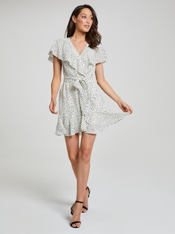 Sammy Soft Sleeve Dress