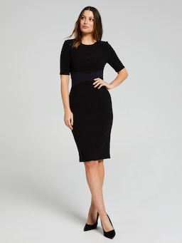Rosie Crossroads Splice Dress