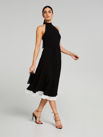 Higher Love Pleated Dress